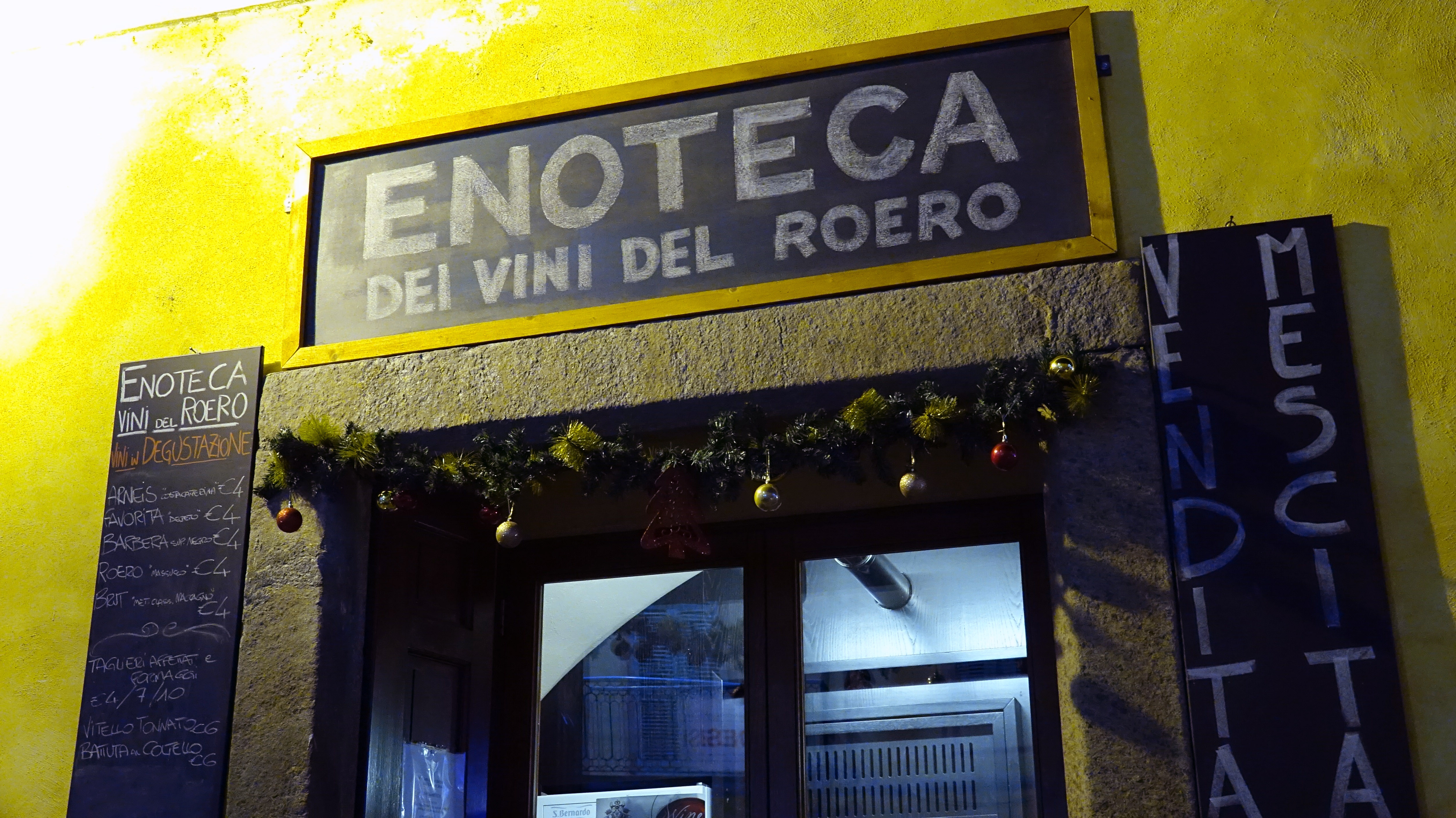massucco wine tasting night