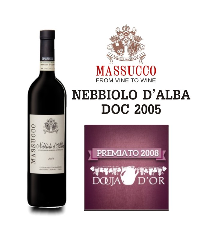 DOUJA D'OR 2008 NEBBIOLO