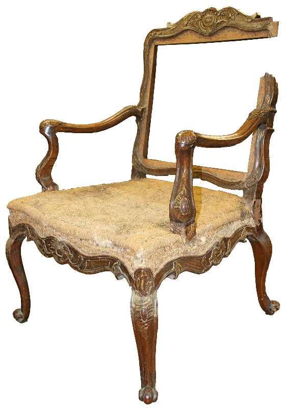 Sweet Chestnut Bergère Chair