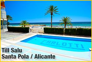 Till Salu Santa Pola/Alicante