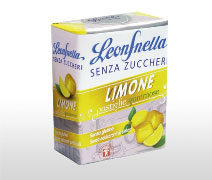 Pastiglie gommose limone