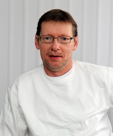 Jan-Inge Svanström, målare och delägare