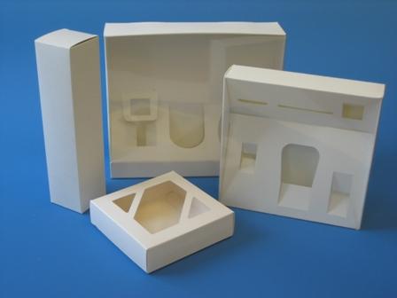Kartong emballage, förpackningar