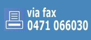 Gerhò - fax +39 0471 066030