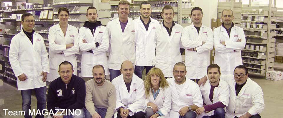 Team magazzino