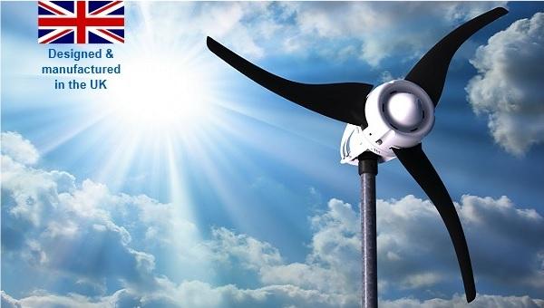 LE-600 Wind Turbine