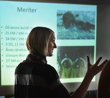 Johanna Sjöberg föreläsning
