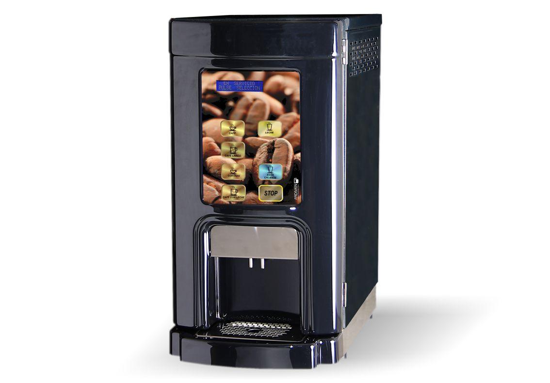 Linea Instant 2P Dispensador Bebidas solubles Café y Leche