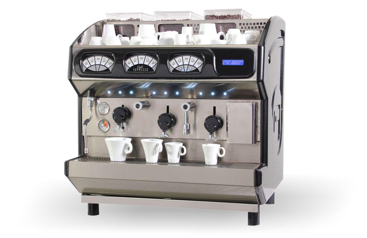 Barista - Cafetera SuperAutomatica café Expresso