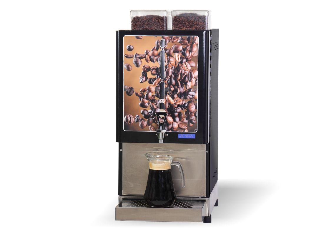 Tornado - Dispensador café exprés Jarra