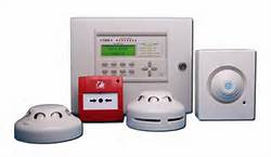 we install bardic fire alarms
