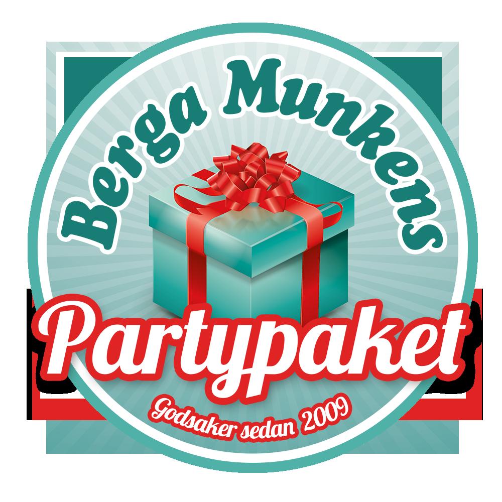 Bergamunkens partypaket