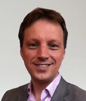 Adriaan van der Hek, CEO Libersy