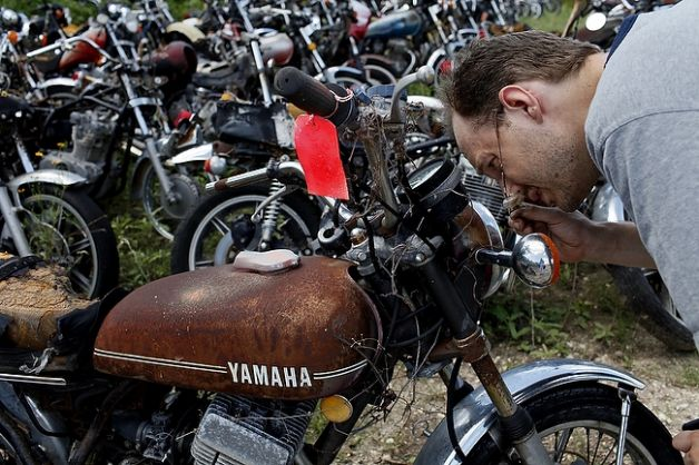Motorcycle Salavge Yards Near Me [Locator Map + Guide + FAQ]