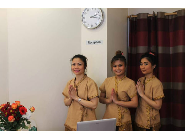 massage partille thai spa stockholm