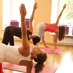 Ashtanga yoga with Yoga Mama