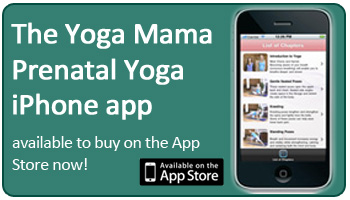 The Yoga Mama Prenatal Yoga iPhone App