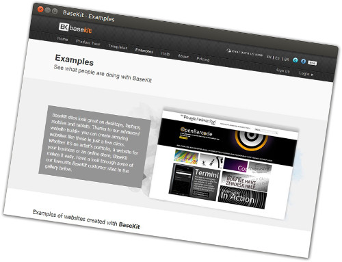BaseKit's Best Website
