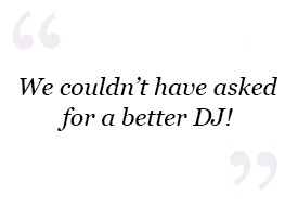 Great Wedding Disco Reviews