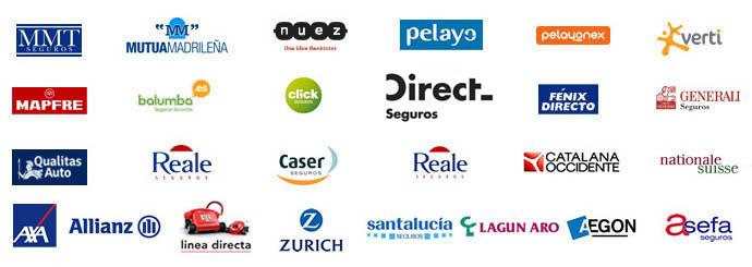 Talleres Mutua, Mapfre, Allianz en Fuenlabrada Madrid sur