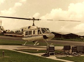 El Salvador Helicopter Airport