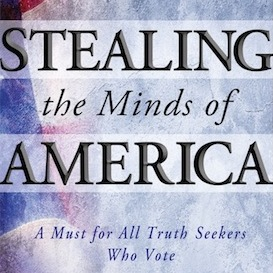 Stealing Minds of America Cover
