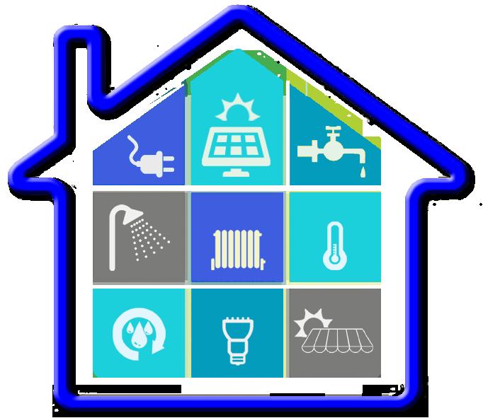 aislamiento termico en exterior, sustitucion ventanas, calefaccion, refrigeracion, acs, sustitucion de la iluminacion, energias renovables, medidas pasivas, estudio de las facturas