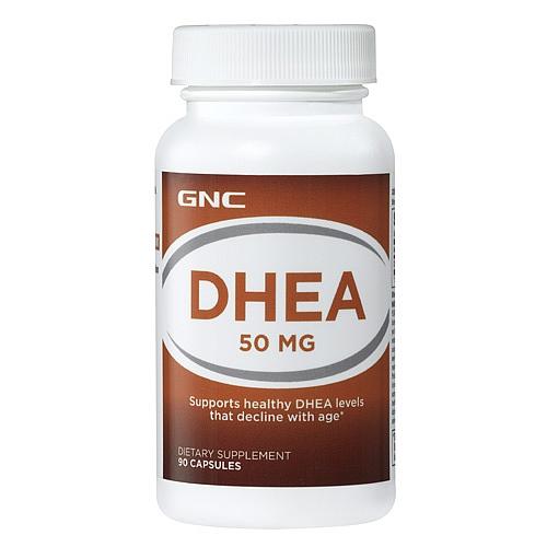 Sallutar Suplementos DHEA 50mg GNC