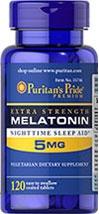 Sallutar SóBH Melatonina 5mg 120 tabs