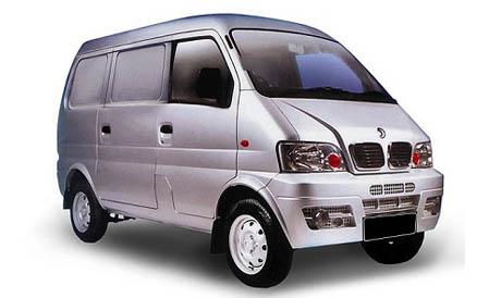 Modelo DFSK Van
