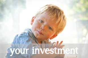 Vicki Isted Photography | Your Investment