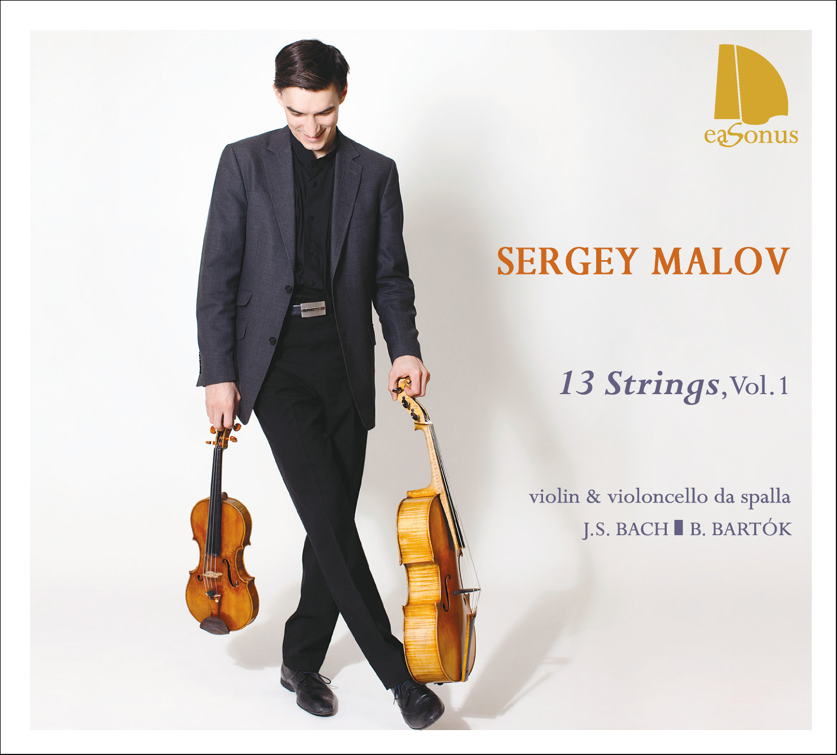13 Strings, Vol.1-Sergey Malov