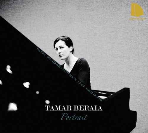 Portrait-Tamar Beraia