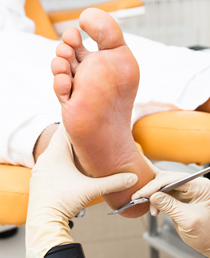 Stowmarket Chiropodists Treatment