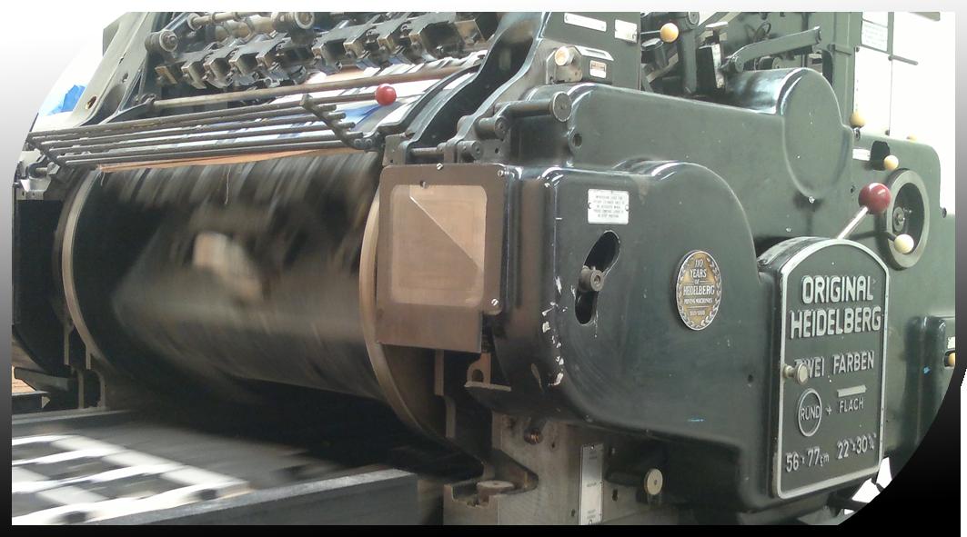 heidelberg cilindrica de tambor carton calibre 34 papel acetato suajado maquila de suajes suajadora industrial todo jalisco