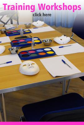 Face Painting Workshops Birmingham