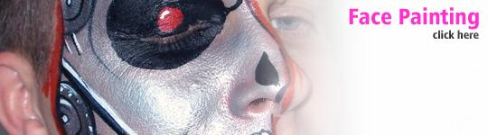 Children's Face Painting Birmingham