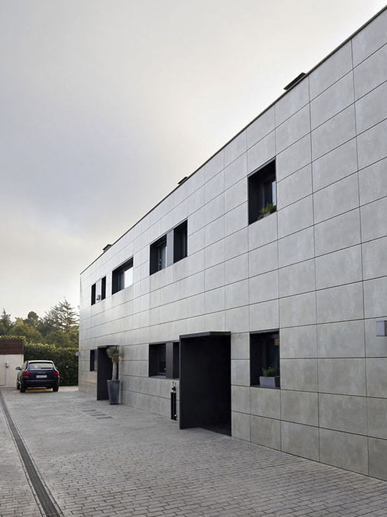 rehabilitacion de edificios de y sector terciario