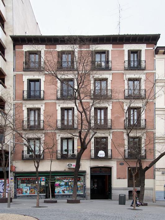 rehabilitacion de edificios de viviendas