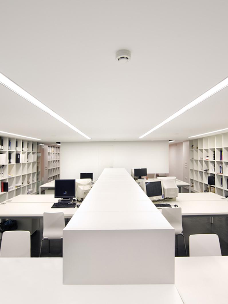 reformas oficinas y sector terciario madrid construcciones eficientes