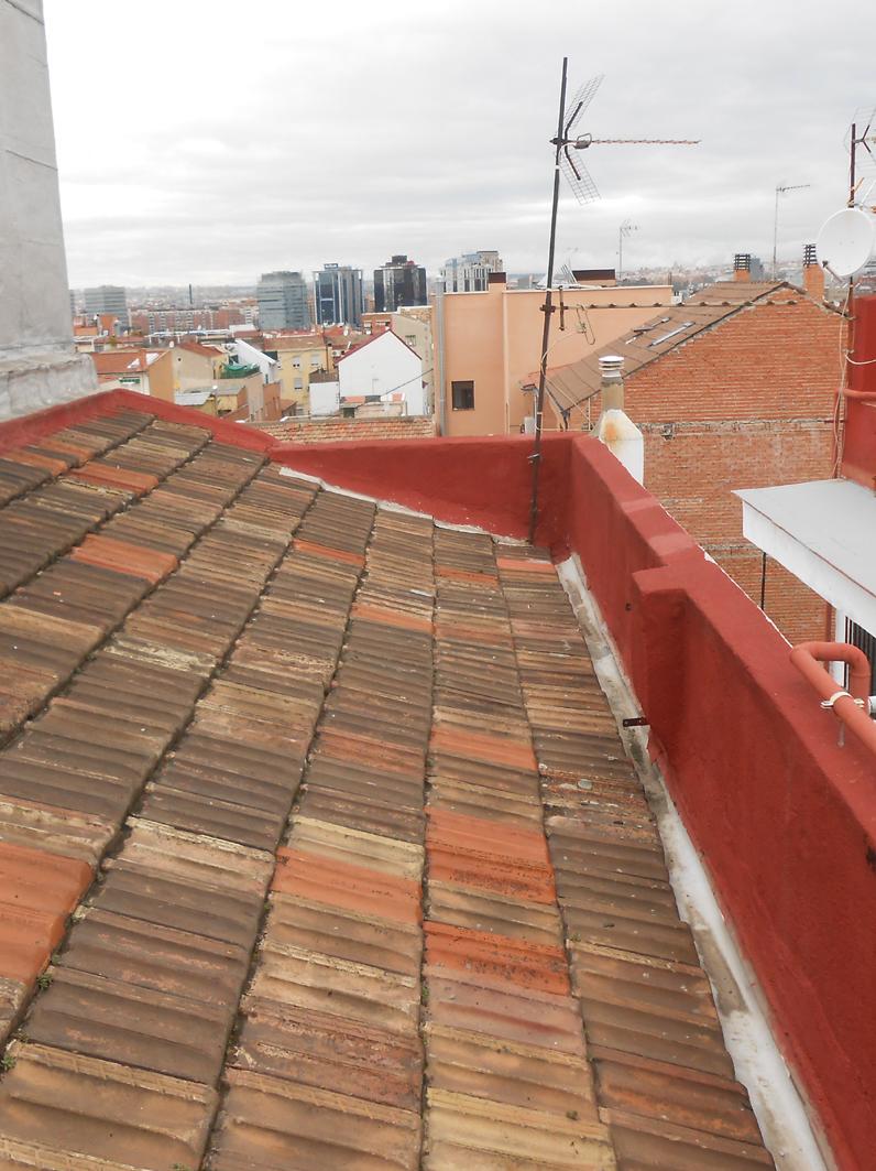 reparacion de cubiertas madrid construcciones eficientes