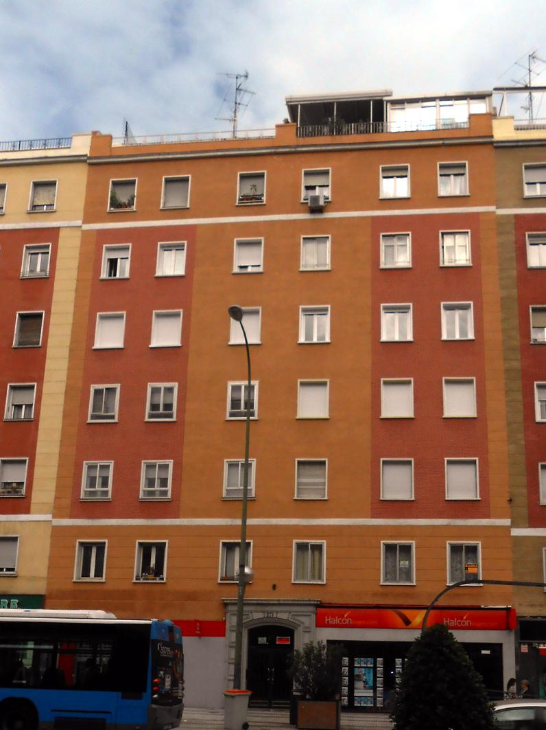 rehabilitacion de edificios madrid construcciones eficientes