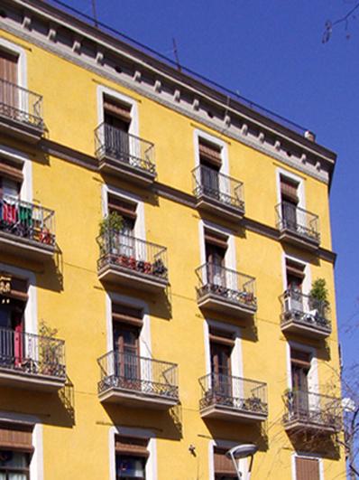 rehabilitación de edificios madrid construcciones eficientes