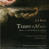 JS Bach: Trauer-Music