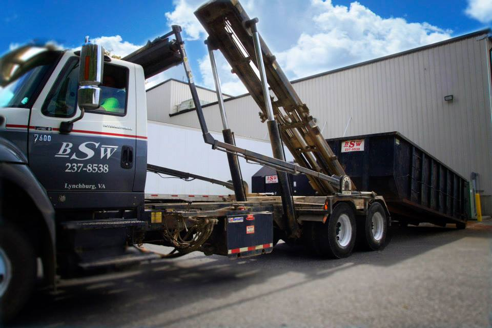 Lynchburg Commercial Trash Service BSW