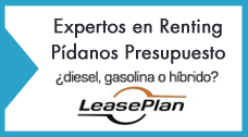 Empresas renting coches Madrid