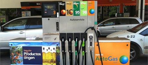 Talleres Transformación coches a GLP Autogas Madrid