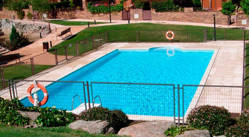 Mantenimiento piscinas Madrid