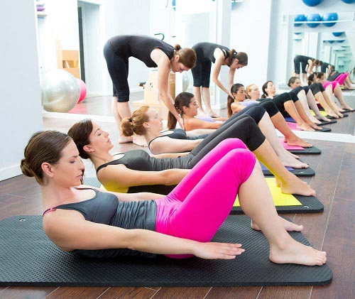 clases de gimnasia en comunidades vecinos madrid
