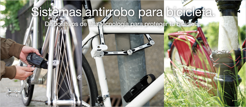 Inter s en sistema antirrobo que sea efectivo - Anclaje para bicicletas ...